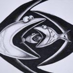 Kunstwerk Eten - Mohamad Abo Zarraa De Kaai Goes
