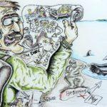 Kunstwerk Europa - Mohamad Abo Zarraa De Kaai Goes