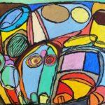 Kunstwerk Ronden - Thea Boss De Kaai Goes